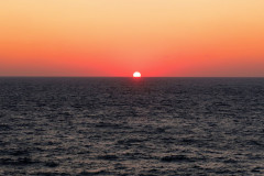 Dharma sunset